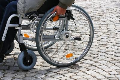 Leben mit dem Rollstuhl