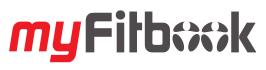 Das offizielle Logo der Bewegungs-Community myFitbook.de