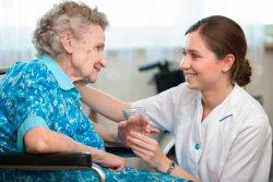 Kranken- und Pflegehelfer